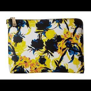 Ivanka Trump Rio zipper phone clutch wallet Bag